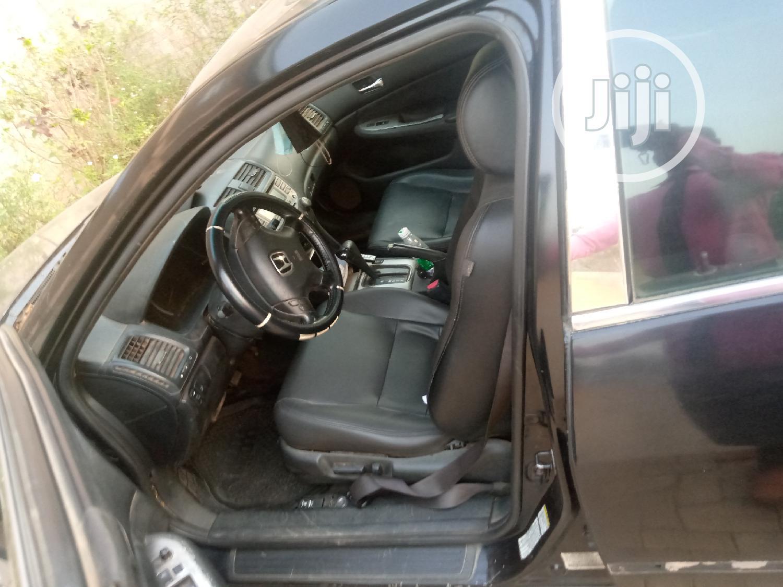 Archive: Honda Accord 2006 Sedan LX 3.0 V6 Automatic Black