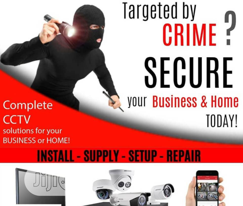 Satellite Cable TV and CCTV Installation