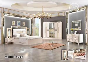 Quality Royal Set of Bed With Wardrope | Furniture for sale in Abuja (FCT) State, Wuse