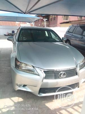 Lexus GS 2014 Silver   Cars for sale in Lagos State, Surulere