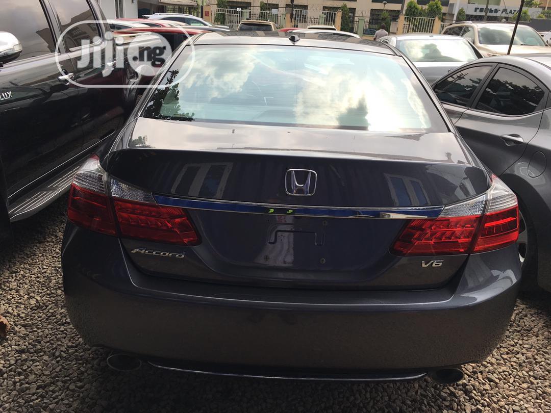 Honda Accord 2013 Gray