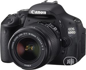 CANON EOS 600D Digital Camera | Photo & Video Cameras for sale in Oyo State, Ibadan