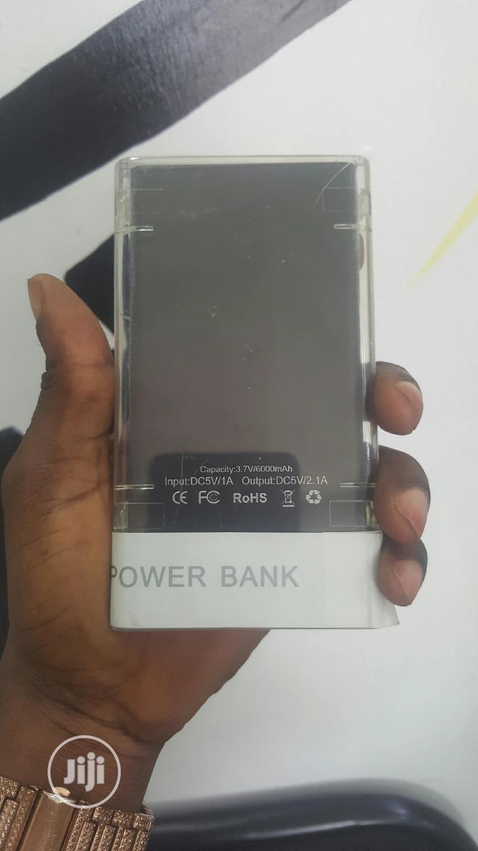 Loubr Power Bank Black 5000mh