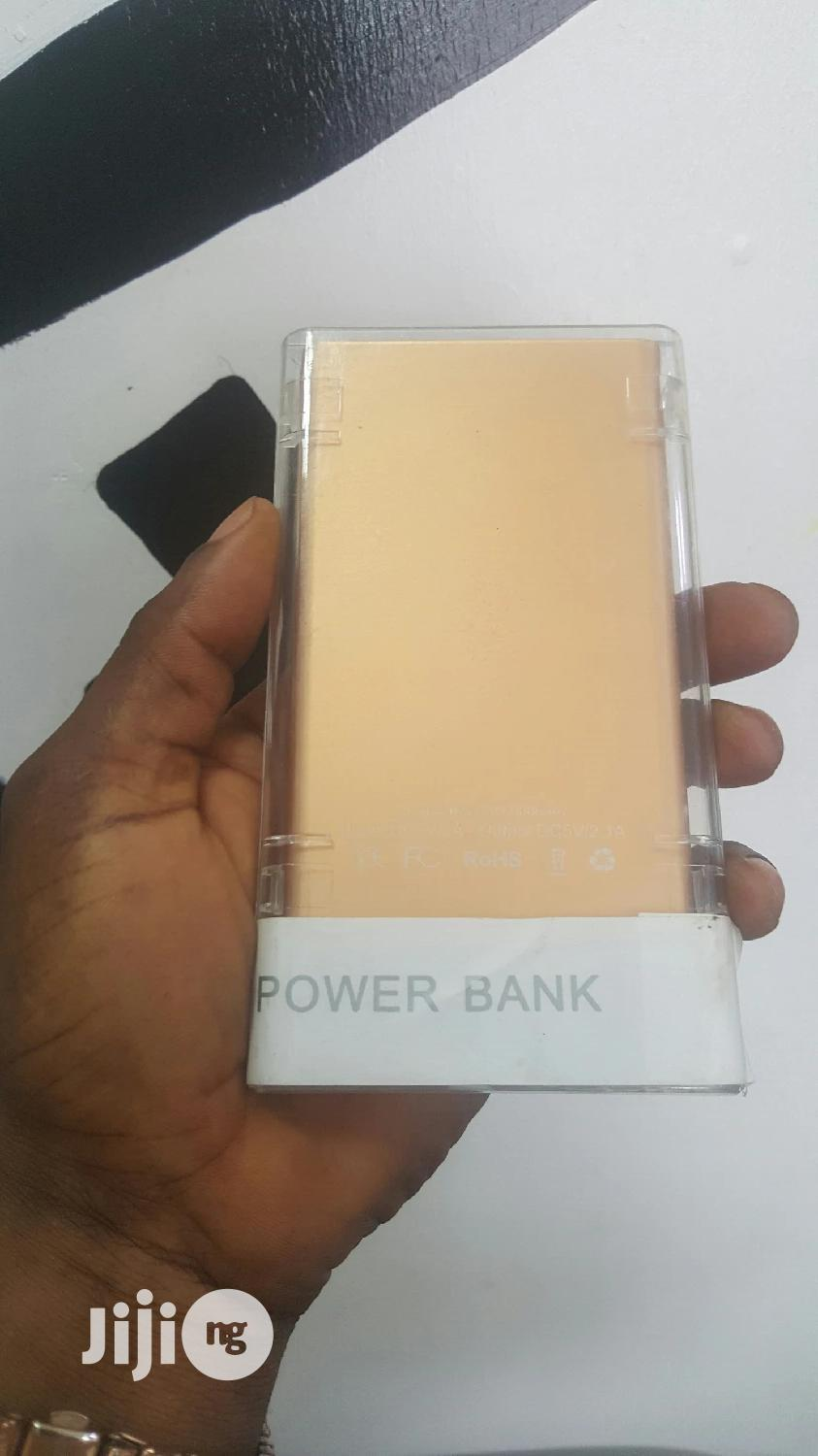Loubr Power Bank Gold 5000mh