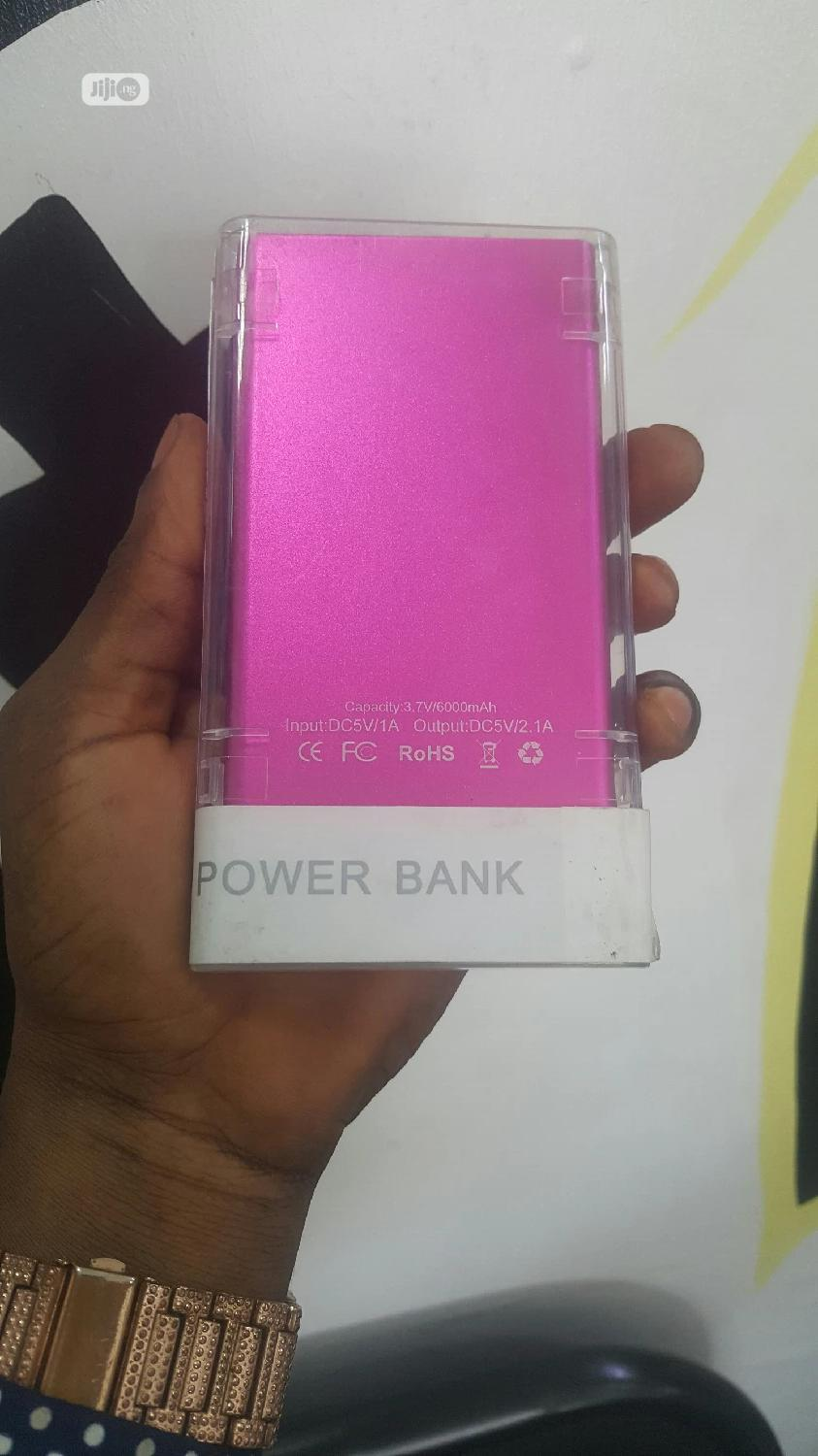 Loubr Power Bank Pick 5000mh | Accessories for Mobile Phones & Tablets for sale in Ikeja, Lagos State, Nigeria