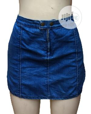 Ladies Casual Jeans Skirt | Clothing for sale in Lagos State, Ikeja
