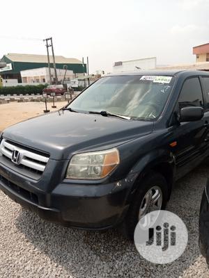 Honda Pilot 2006 EX 4x4 (3.5L 6cyl 5A) Gray | Cars for sale in Osun State, Osogbo