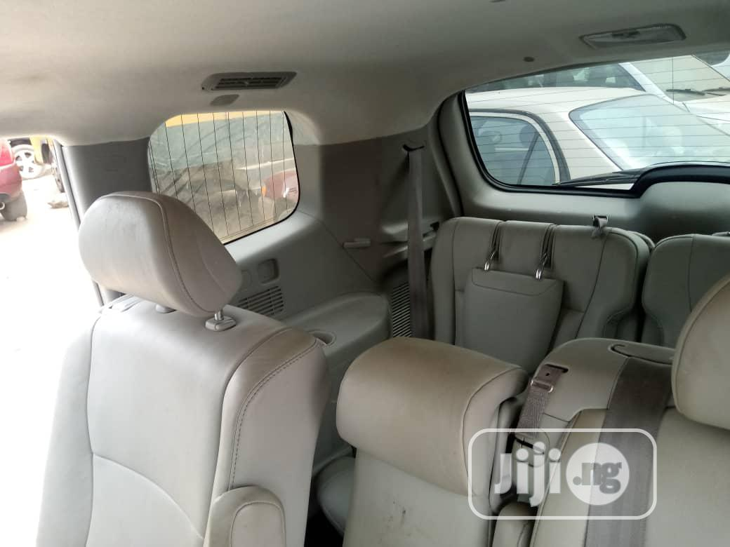 Archive: Toyota Highlander 2013 White