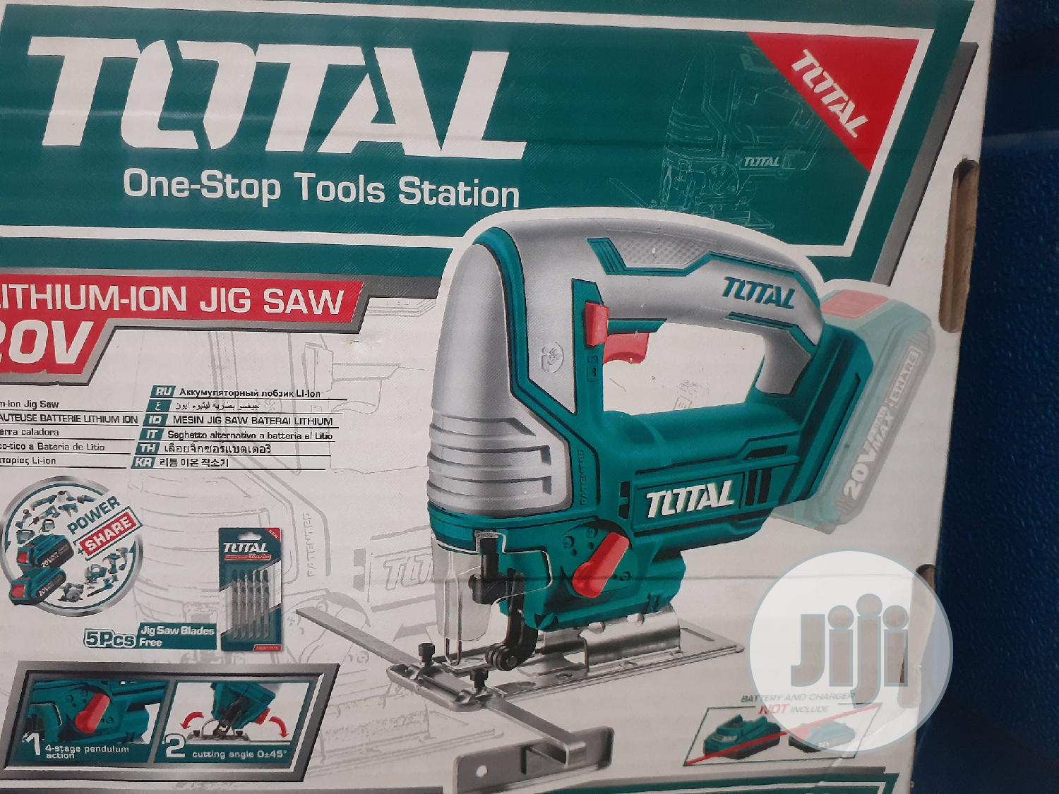 Archive: 20volt Lithium Ion Jig Saw