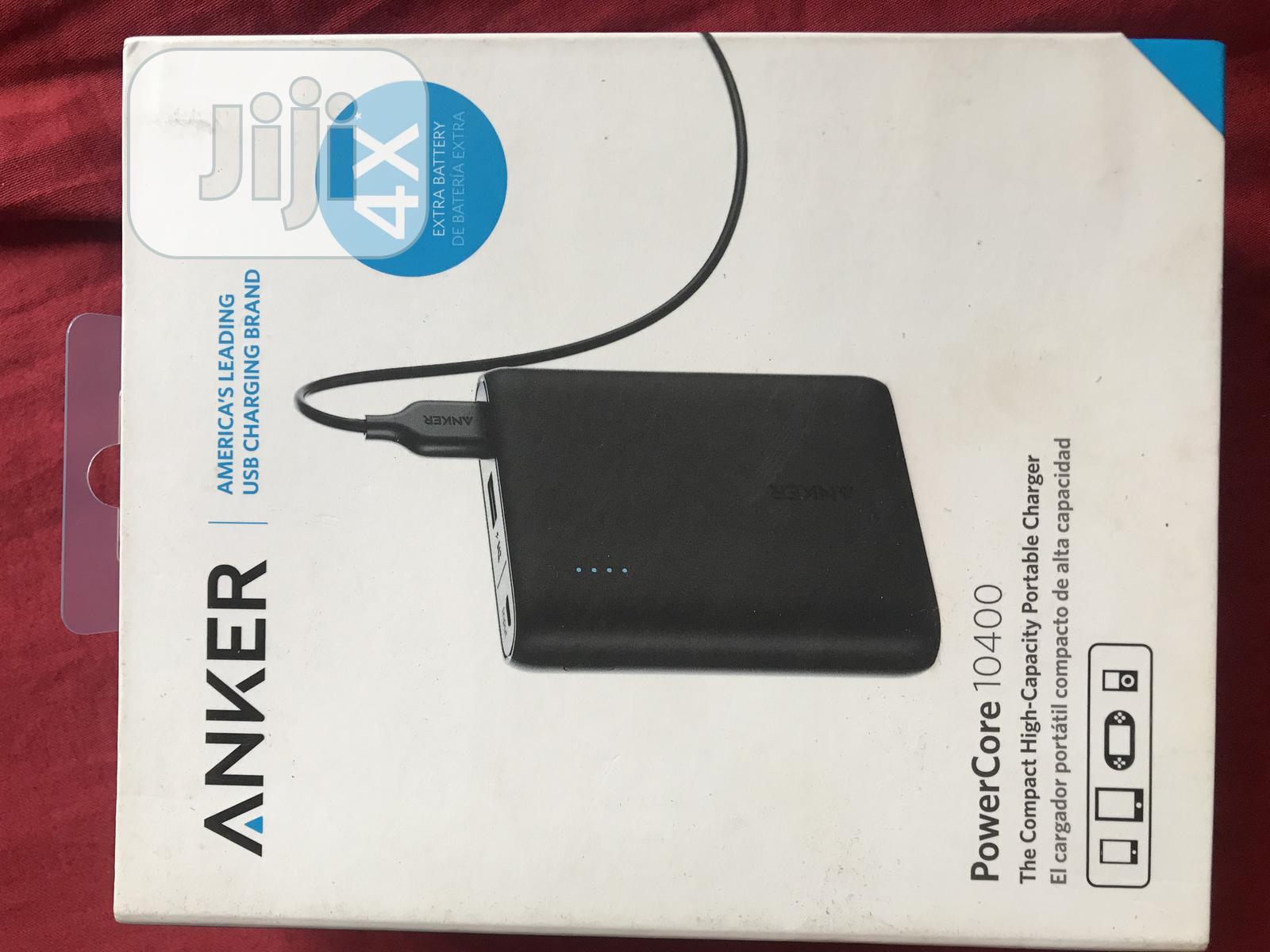 Archive: Anker Powerbank