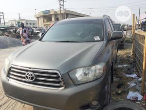 Toyota Highlander 2008 Sport Gray   Cars for sale in Lagos State, Ajah