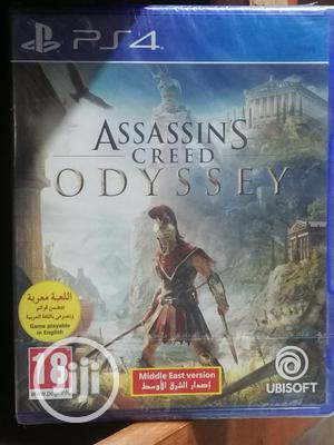 Assassins Creed Odyssey (PS4)   Video Games for sale in Lagos State, Lagos Island (Eko)