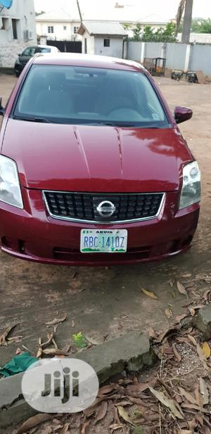 Nissan Sentra 2008 2.0 Red   Cars for sale in Abuja (FCT) State, Garki 1