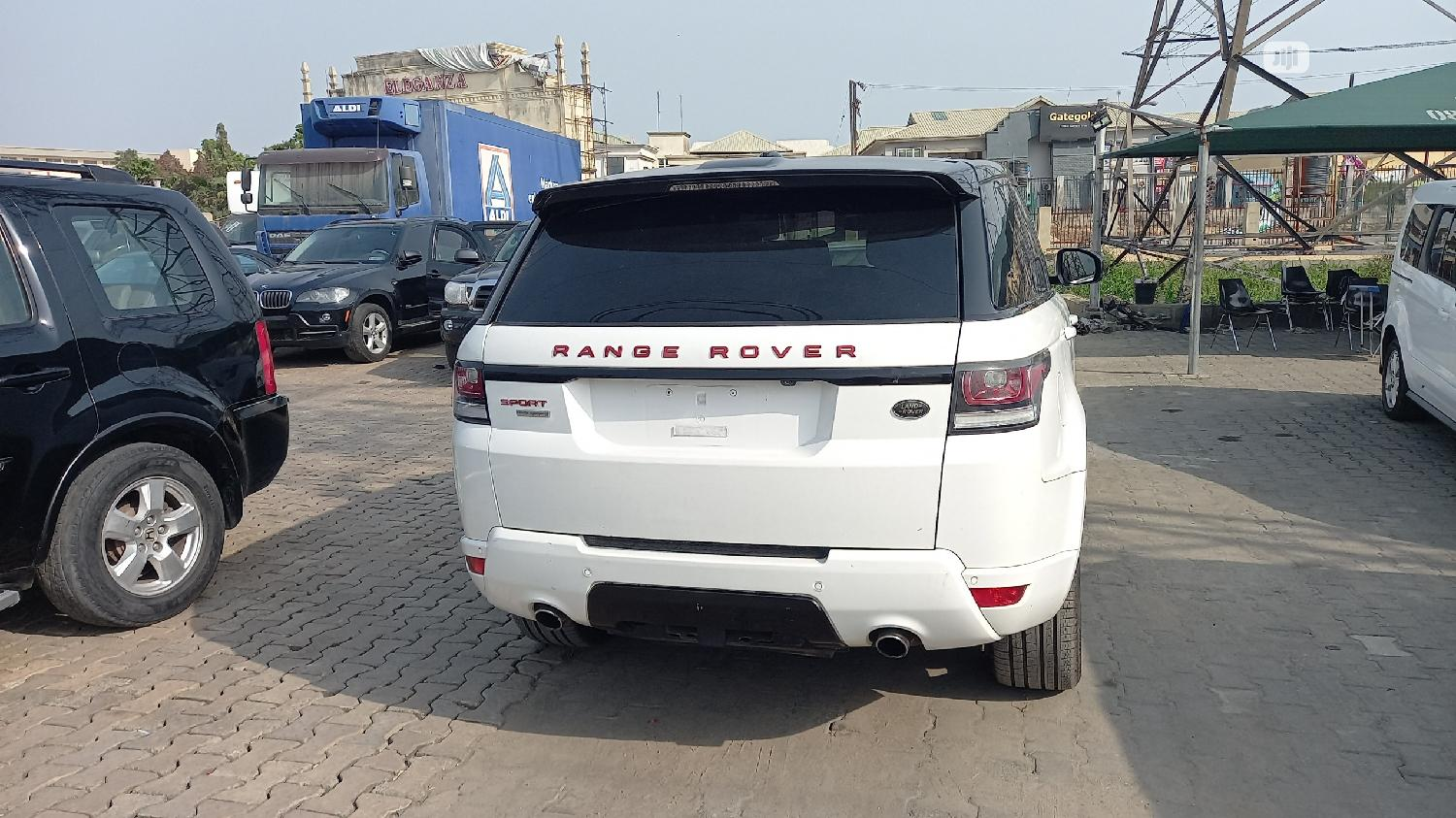 Land Rover Range Rover Sport 2014 White   Cars for sale in Ajah, Lagos State, Nigeria