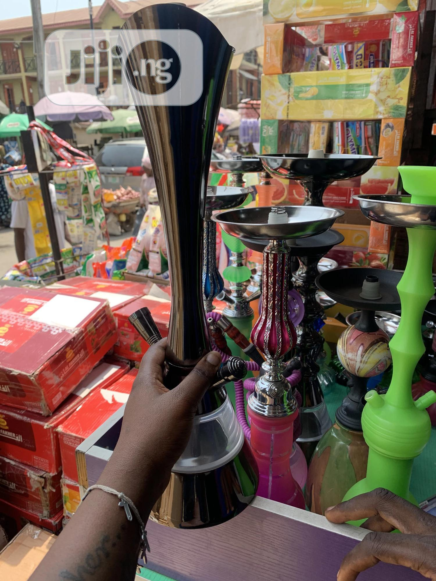 New Design Quality Hookah | Tobacco Accessories for sale in Mushin, Lagos State, Nigeria