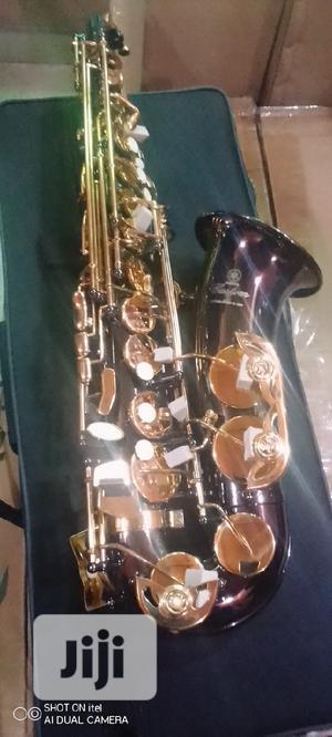 Profesy Yamaha Custom Auto Sax Black | Musical Instruments & Gear for sale in Lagos State, Ikeja