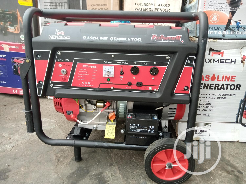 8KVA Maxmech Generator