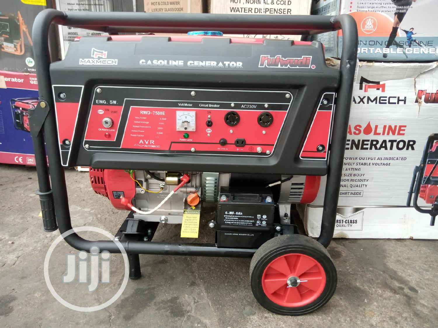 8KVA Maxmech Generator   Electrical Equipment for sale in Port-Harcourt, Rivers State, Nigeria