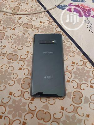 Samsung Galaxy S10 Plus 128 GB Black   Mobile Phones for sale in Osun State, Ede