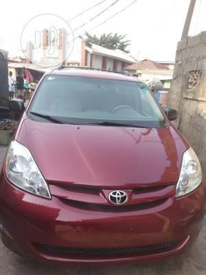 Toyota Sienna 2006 Red | Cars for sale in Lagos State, Surulere