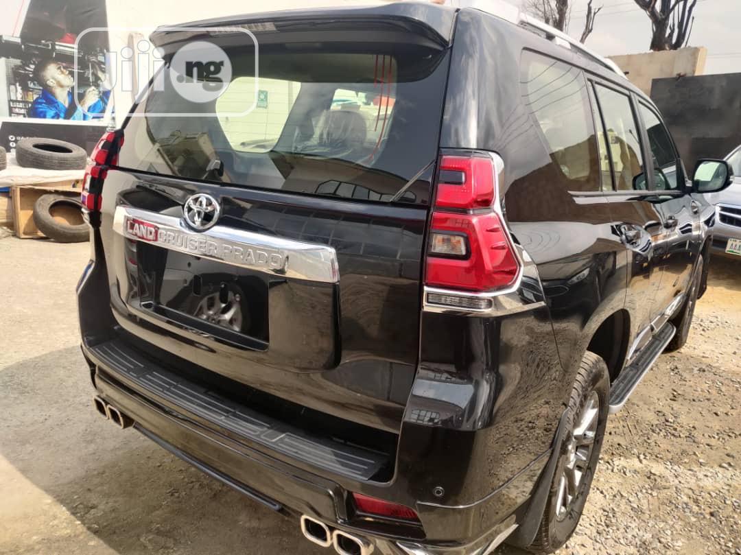 New Toyota Land Cruiser Prado 2019 Limited Black | Cars for sale in Ikeja, Lagos State, Nigeria