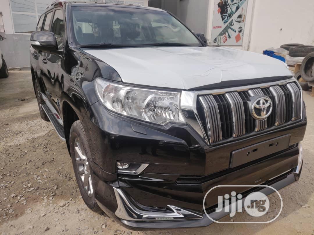 New Toyota Land Cruiser Prado 2019 Limited Black