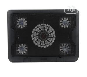 Laptop Notebook Cooling Pad With 5 Fans | Computer Accessories  for sale in Abuja (FCT) State, Central Business District