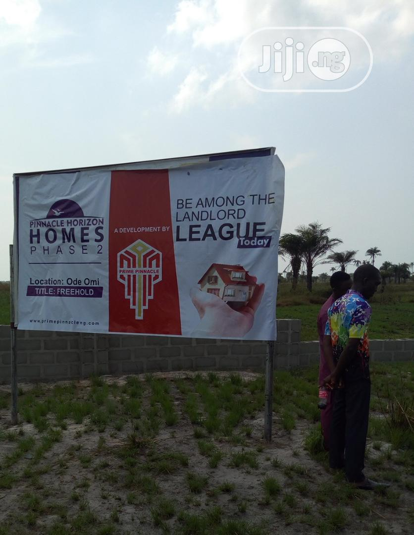 Dry Plots of Land For Lease