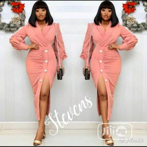 New Female Pink Gown   Clothing for sale in Lagos State, Ikeja