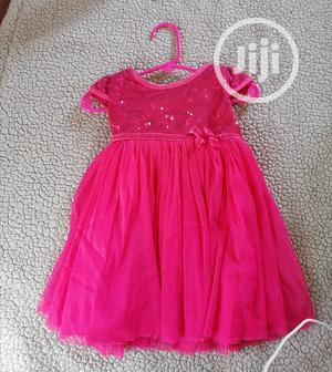 Pink Dress   Children's Clothing for sale in Lagos State, Ajah