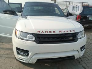 Land Rover Range Rover Sport 2014 White | Cars for sale in Lagos State, Ajah