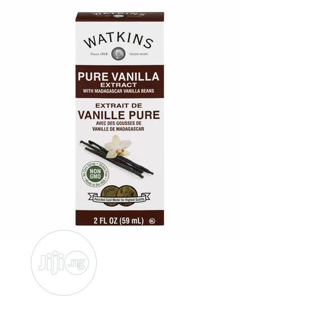 Watkins Pure Vanilla Madagascar Extract, 2 Fl Oz | Meals & Drinks for sale in Amuwo-Odofin, Lagos State, Nigeria