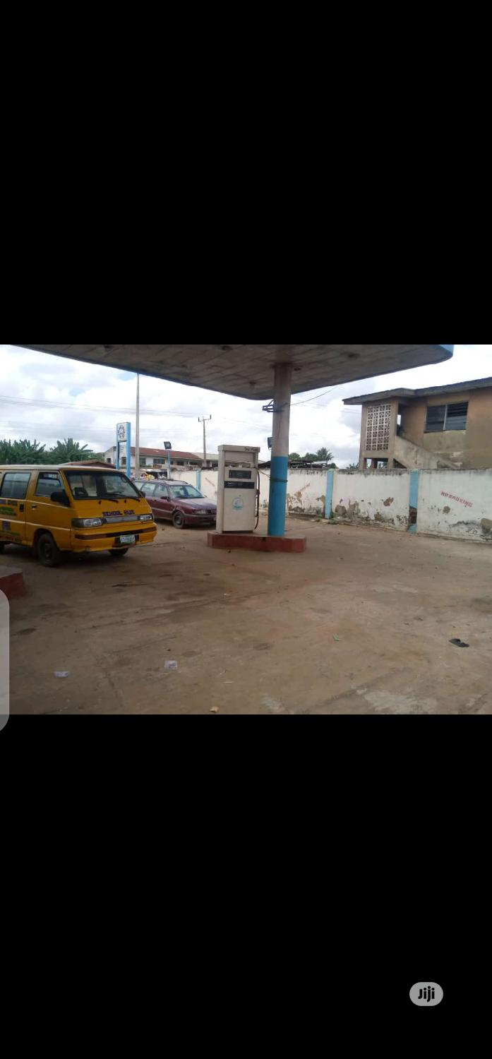 Archive: Petrol Station for Sale