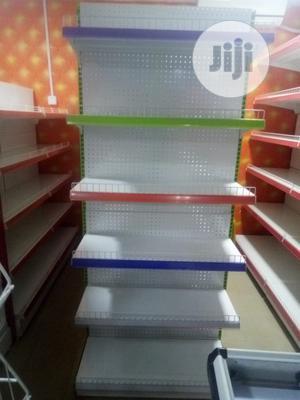 7ft Single Single Sided Supermarket Shelve | Store Equipment for sale in Lagos State, Ojo