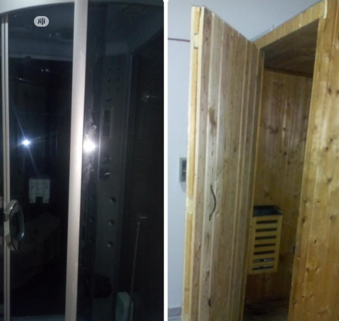 Archive: Sauna and Massage