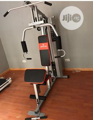 One Station Multi Gym   Sports Equipment for sale in Lagos State, Yaba