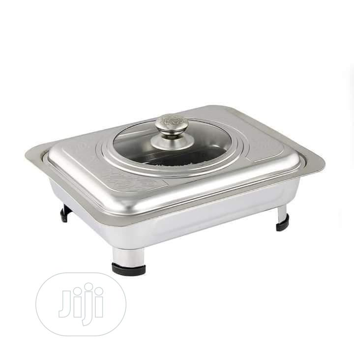 Portable Chaffing Dishes | Kitchen & Dining for sale in Dei-Dei, Abuja (FCT) State, Nigeria