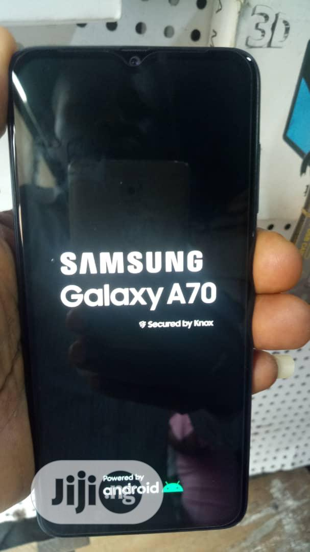 Samsung Galaxy A70 128 GB   Mobile Phones for sale in Ikeja, Lagos State, Nigeria