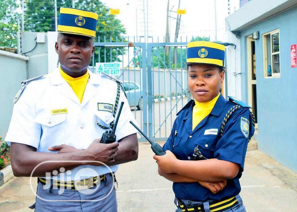 Security Officer wanted