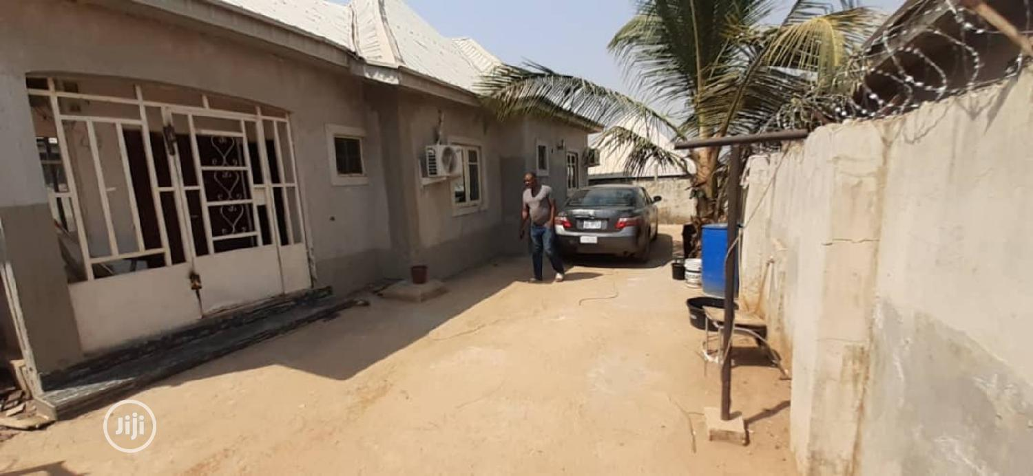 3 Bedroom Bungalow, Fenced With Gate For Sale