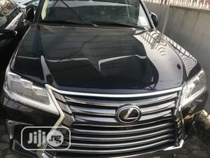 Lexus LX 2017 570 Base Blue   Cars for sale in Lagos State, Lekki