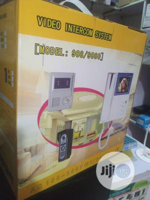 Video Door Phone(Video Intercom System   Home Appliances for sale in Lagos State, Ikeja
