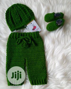 Crochet Baby Pants Set   Children's Clothing for sale in Lagos State, Ikeja