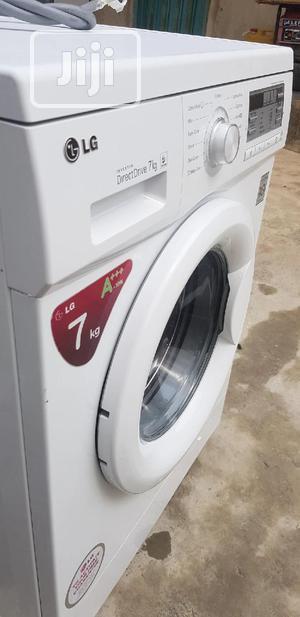 Lg 7kg Smart Digital Inverter Direct Drive Washing Machine   Home Appliances for sale in Lagos State, Alimosho