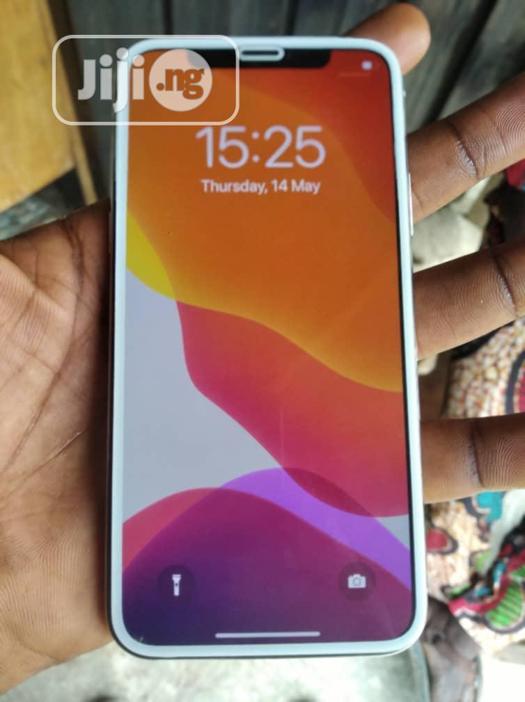 Apple iPhone X 64 GB Silver | Mobile Phones for sale in Ibadan, Oyo State, Nigeria