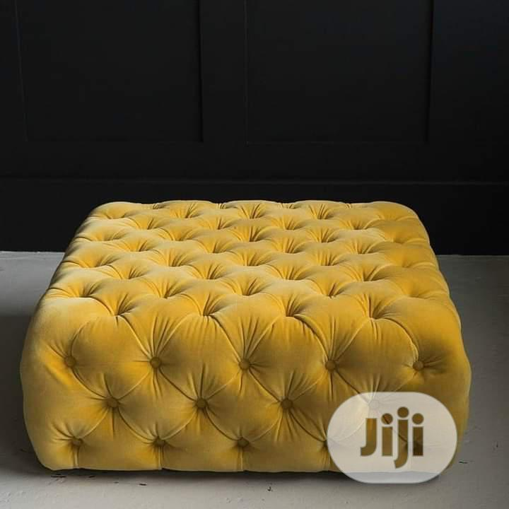 Ottomans Chair and Table | Furniture for sale in Ikeja, Lagos State, Nigeria