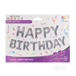 Happy Birthday Letter Balloon | Wedding Venues & Services for sale in Lagos State, Ikeja