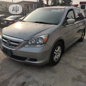 Honda Odyssey 2005 Gray   Cars for sale in Lagos State, Lagos Island (Eko)