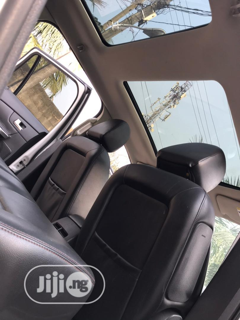 Archive: Ford Edge 2013 White