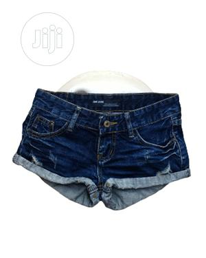 Low Waist Denim Short | Clothing for sale in Lagos State, Ikeja